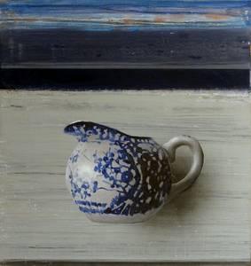 Michael Lauterjung, Karnnchen, Acryl/Lack/Öl/Holz