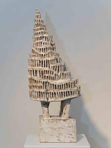 Kleiner Babelturm, Pappel, 2014