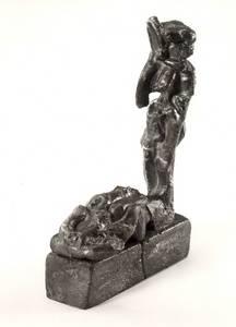 R. Szymanski, Kleine Figur Nr. VIII, Bronze, 1978