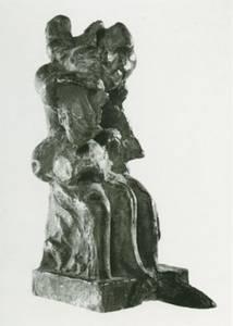 R. Szymanski, Tag des Überflusses IV, Bronze, 1974