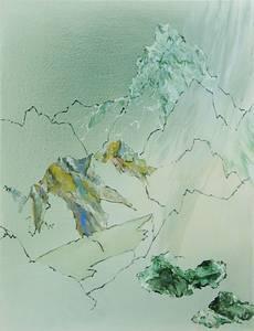 Rocher de la vierge, Öl/Lwd., 2012, 130x100 cm