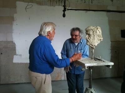 Mario Adorf und Thomas Duttenhoefer