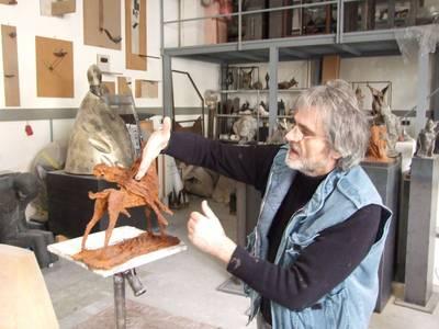 Thomas Duttenhoefer, Atelier