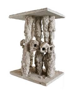 Oliver Czarnetta, Oben, Beton/Spielzeug
