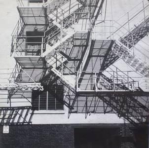 Struktur u. Architektur, Fotografie, um 1956