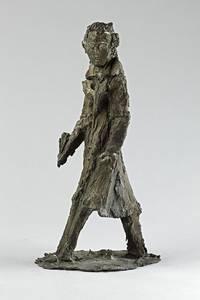 Thomas Duttenhoefer, ... da geht Büchner, Bronze