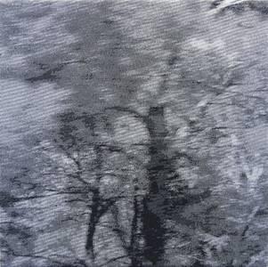 Dazwischen (1271), Jacquardgewebe, 2011, 31x31 cm
