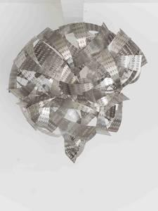 Big Brain, Edelstahl, 2015, H 90 cm