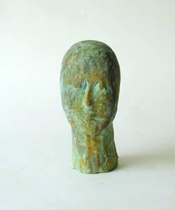 Anne Haring, Kopf, Bronze, 2012
