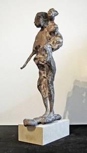 R. Szymanski, Tohe ve bohe, Bronze, 2006