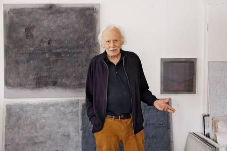 Porträt Peter Thoms, 2020, Foto:Ute Döring