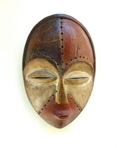 Maske, Gabun