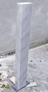 Jens Trimpin, O.T., Marmor, H 130 cm