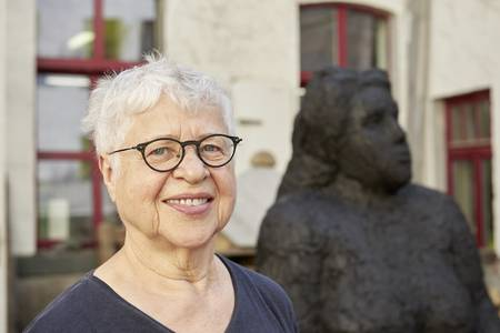 Porträt Wanda Pratschke