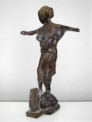 R. Szymanski, Zukkkunft braucht Herkunft, Bronze, 2008